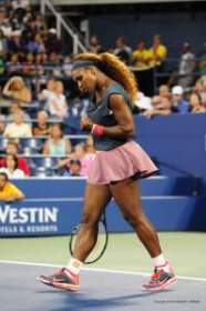 Serena Williams photo by Margot Jordan